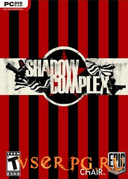 Постер игры Shadow Complex Remastered