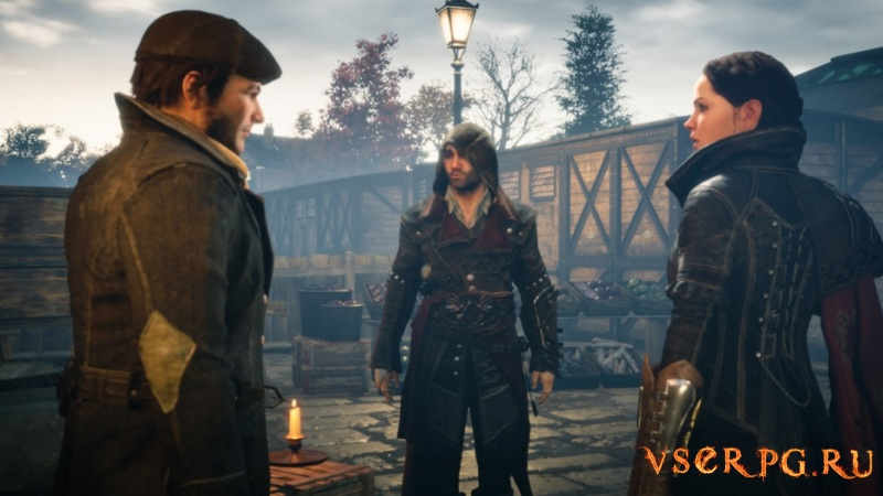 Assassin's Creed: Syndicate - Jack the ripper screen 3