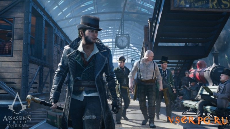 Assassin's Creed: Syndicate - Jack the ripper screen 2
