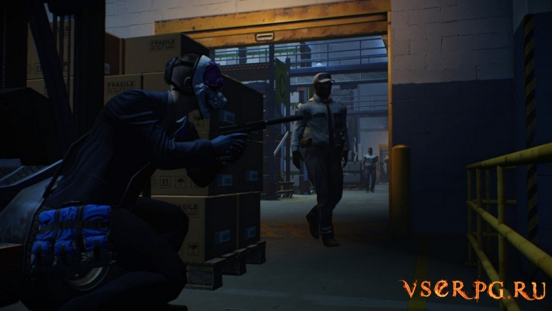 PAYDAY 2: The Point Break Heists screen 2