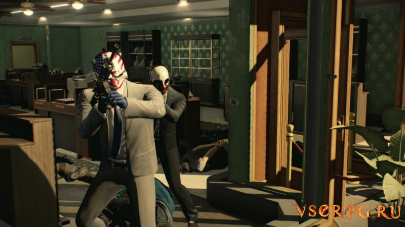 PAYDAY 2: The Point Break Heists screen 1