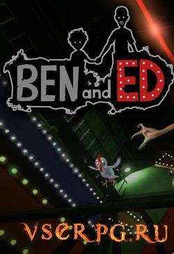 Постер игры Ben and Ed