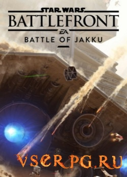 Постер игры Star Wars Battlefront: Battle of Jakku
