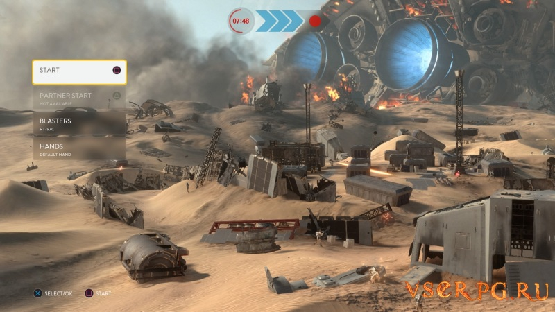 Star Wars Battlefront: Battle of Jakku screen 2