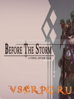 Постер игры Tidal Affair: Before The Storm