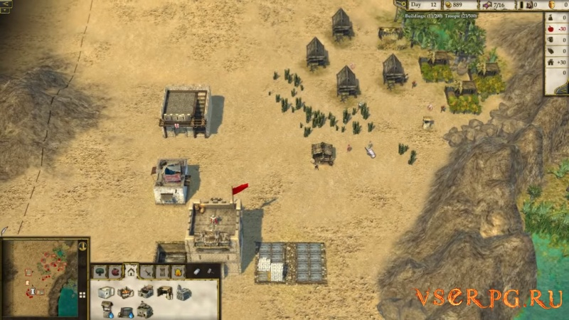 Stronghold Crusader 2: The Jackal and The Khan screen 2