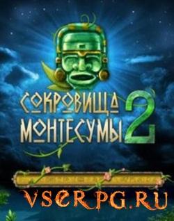 Постер игры Сокровища Монтесумы 2