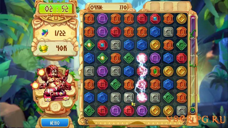 Сокровища Монтесумы 5 screen 3