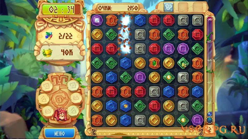 Сокровища Монтесумы 5 screen 2