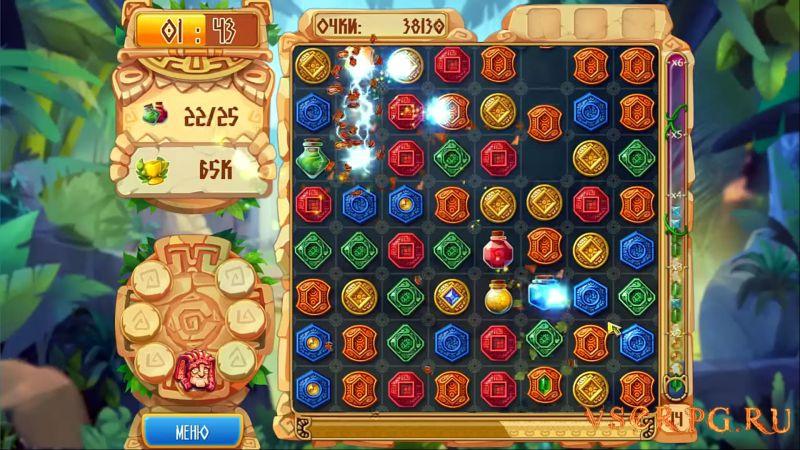 Сокровища Монтесумы 5 screen 1