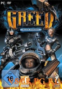 Постер игры Greed: Black Border