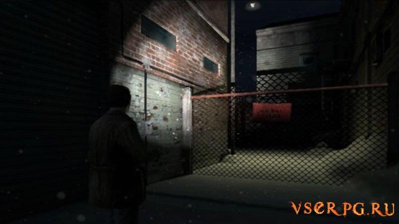 Silent Hill: Shattered Memories screen 2