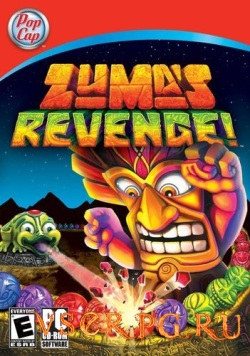 Постер игры Zumas Revenge