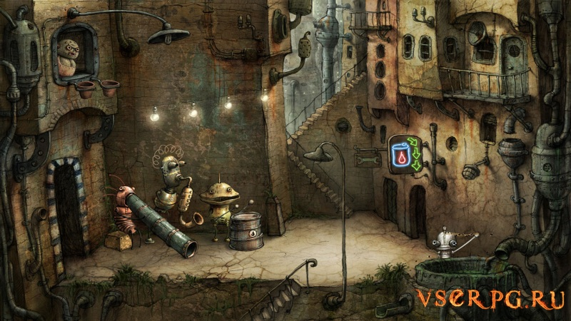 Machinarium screen 3