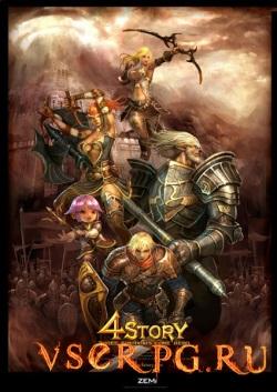 Постер игры 4Story