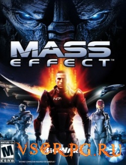 Постер игры Mass Effect: Pinnacle Station