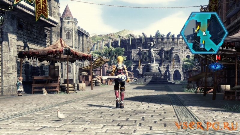 Star Ocean: The Last Hope screen 2