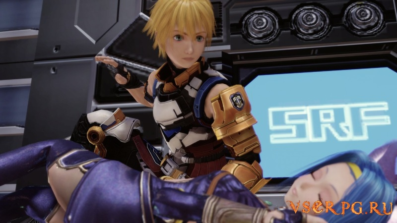 Star Ocean: The Last Hope screen 3