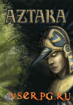 Постер игры Aztaka