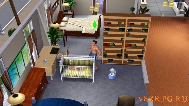 The Sims 3 screen 2
