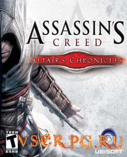 Постер игры Assassin's Creed: Altair's Chronicles