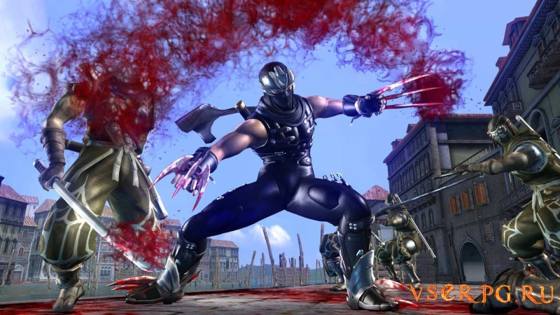 Ninja Gaiden 2 screen 3