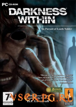 Постер игры Darkness Within: In Pursuit of Loath Nolder
