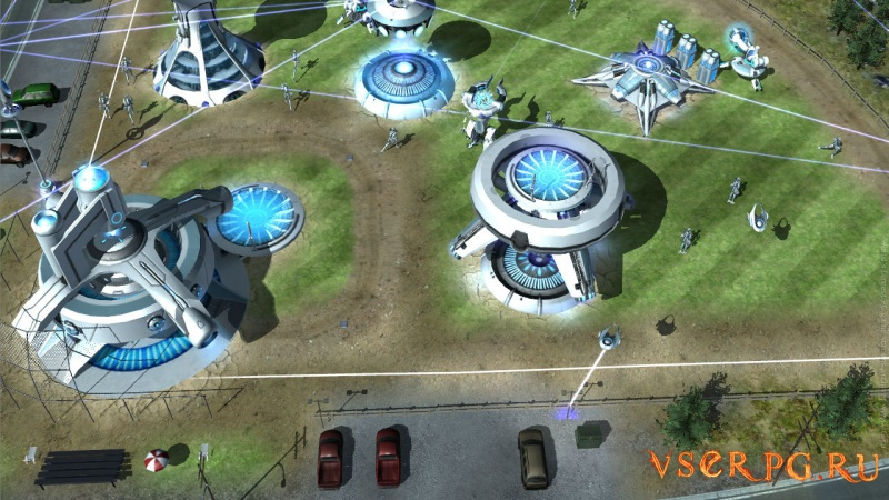Universe at War: Earth Assault screen 1