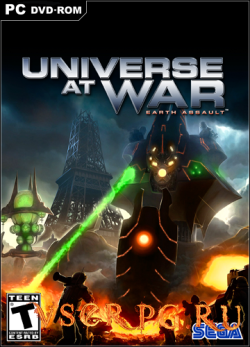 Постер Universe at War: Earth Assault