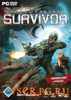 Постер Shadowgrounds Survivor