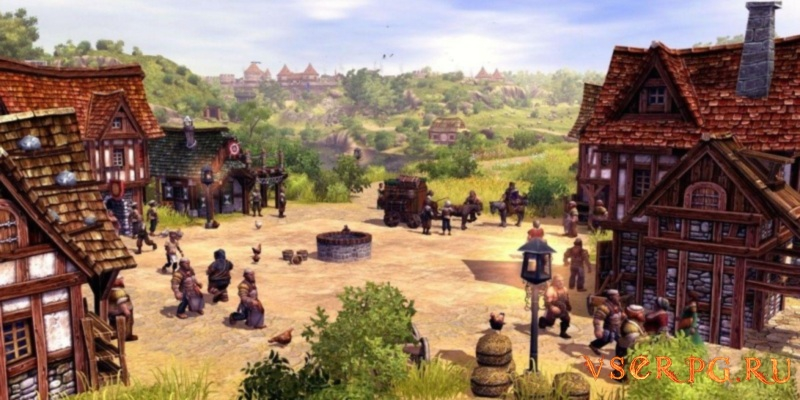 The Settlers: Rise of an Empire screen 3