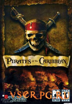 Постер игры Pirates of the Caribbean Online