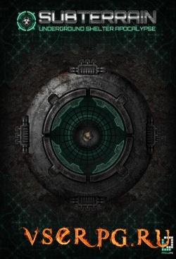 Постер игры Subterrain