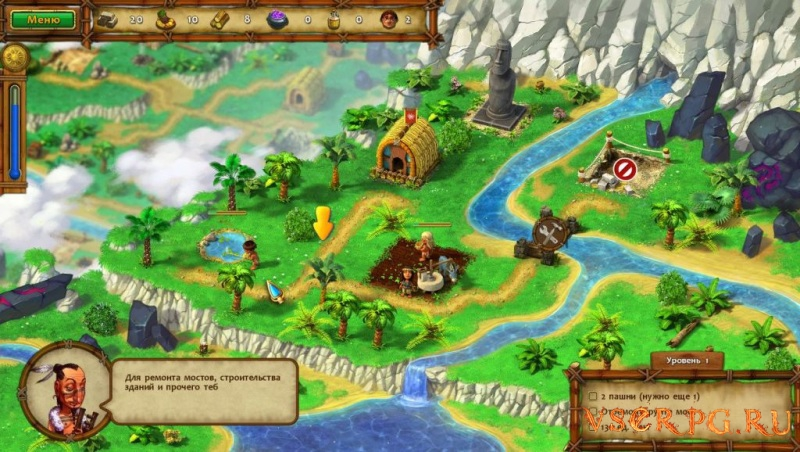 Моаи 2: Дорога в царство мертвых screen 3
