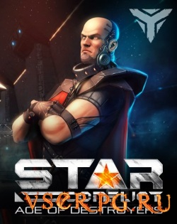 Постер игры Star Conflict: Age of Destroyers