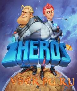 Постер игры Zheros