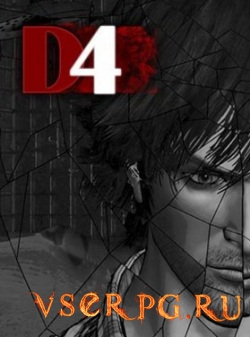 Постер игры D4: Dark Dreams Don't Die