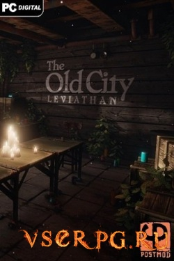 Постер игры The Old City: Leviathan