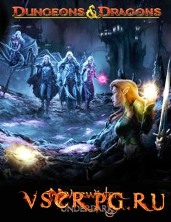 Постер игры Neverwinter Underdark