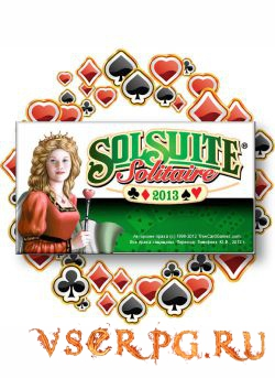 Постер игры SolSuite Solitaire