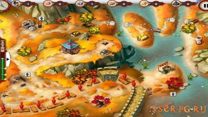 Строительство Великой Китайской стены 2 screen 3