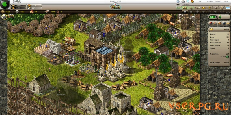 Stronghold Kingdoms: Island Warfare screen 1
