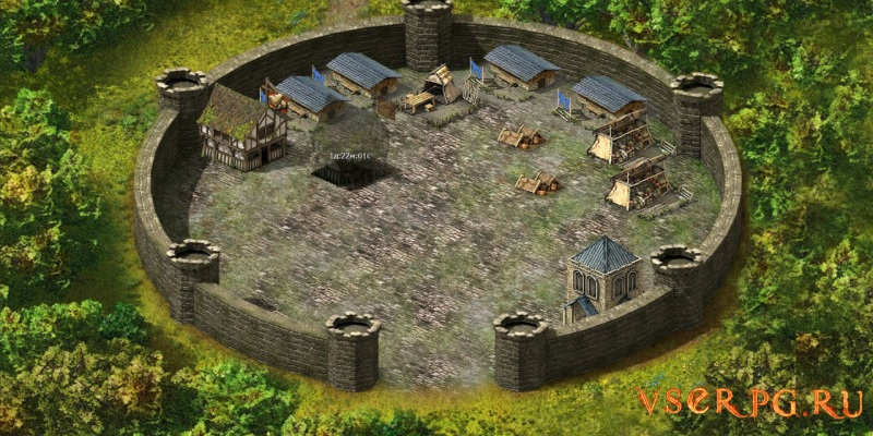 Stronghold Kingdoms: Island Warfare screen 3
