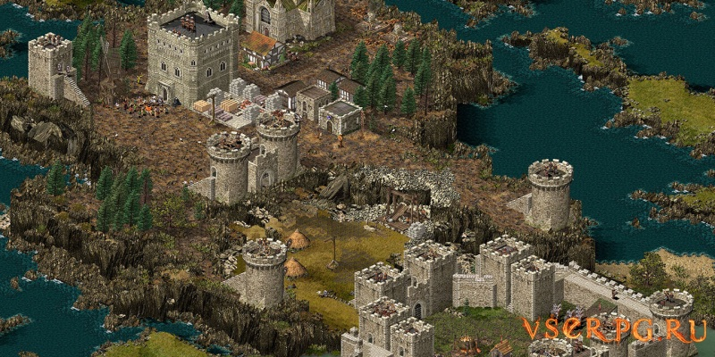 Stronghold Kingdoms: Island Warfare screen 2