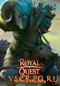 Постер Royal Quest: Эпоха мифов