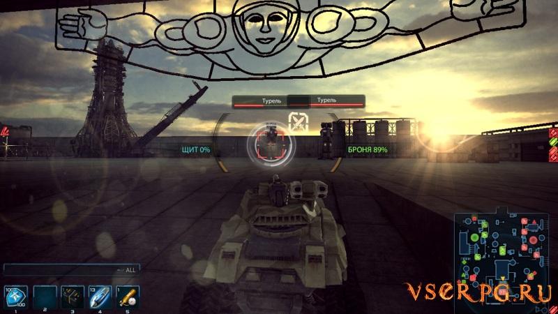 Metal War Online: Retribution screen 3