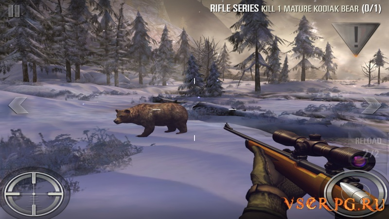 Deer Hunter 2016 screen 1