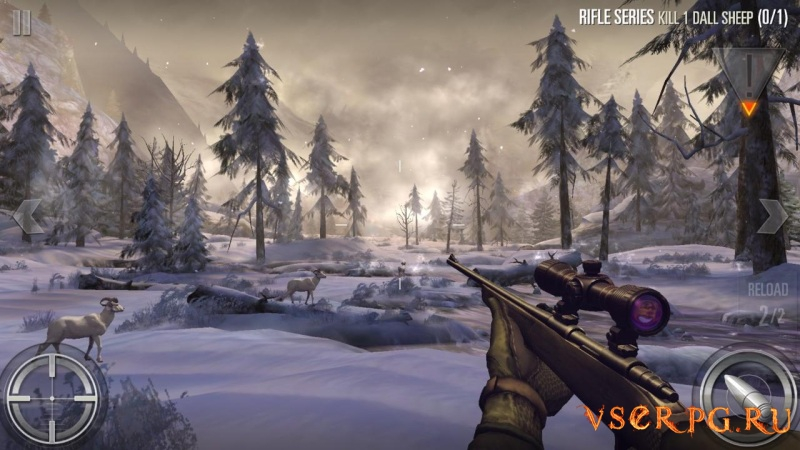 Deer Hunter 2016 screen 2