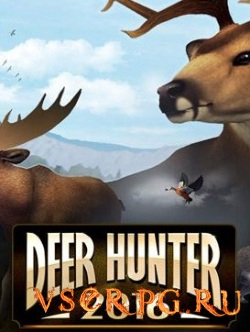 Постер игры Deer Hunter 2016