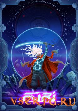 Постер игры Furi (2016)